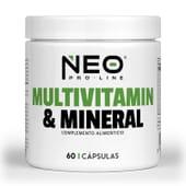 Multivitamin Mineral 60 Caps da Neo ProLine