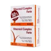 Vitacrecil Complex Forte 90 Gélules 2 Unités de Laboratorios Viñas
