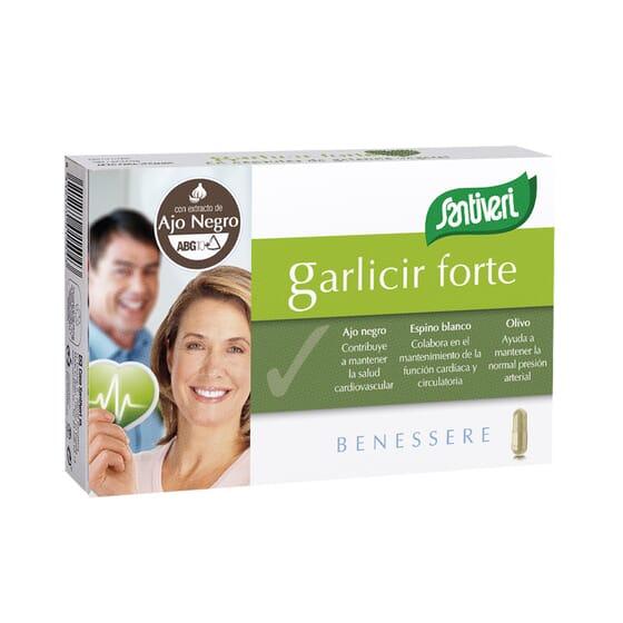 Garlicir Forte 40 Caps de Santiveri