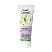 Crema Callos Y Rotuberancias Ácido Alfa Hidroxi  Aceite De Cedro 75 ml de Green Pharmacy