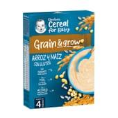 Grain Grow Arroz Y Maíz Sin Gluten 250g de Gerber