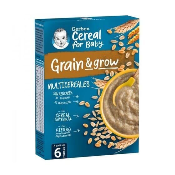 Grain Grow Multicereales 180g de Gerber
