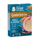 Grain Grow Arroz Y Algarrobo Sin Gluten 250g de Gerber