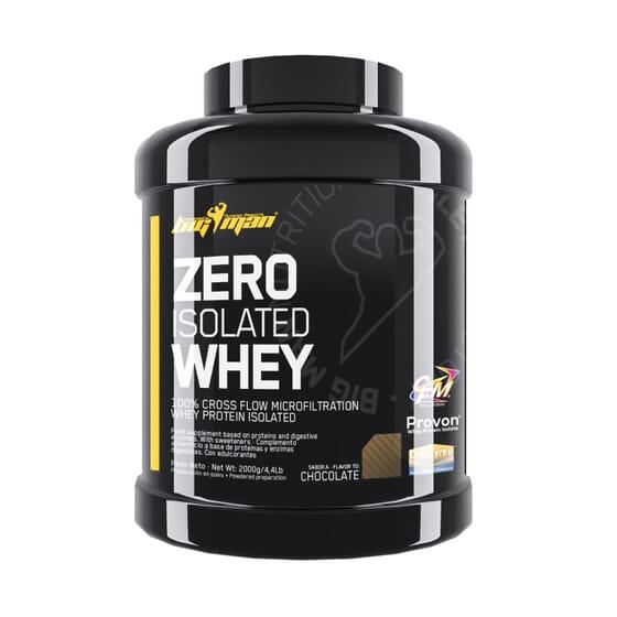 Zero Isolated Whey 2 Kg de Bigman