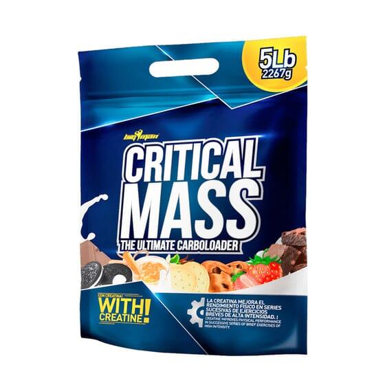 Critical Mass 2.3 Kg de Bigman