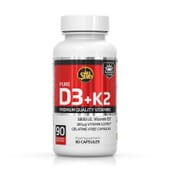 Pure Vitamin D3 + K2 90 Caps da All Stars