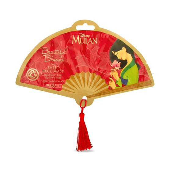 Disney Mulan Face Mask de Mad Beauty