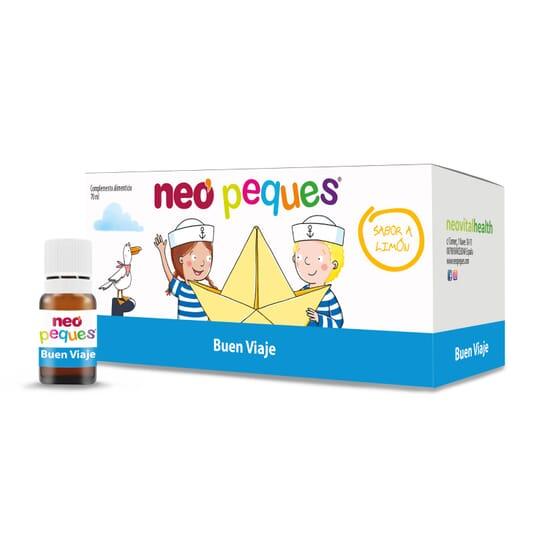 Neo Peques Buen Viaje 10 ml 7 Viales de Neo