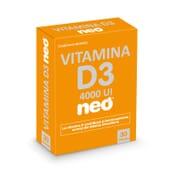 Vitamina D3 4000 ui 30 Caps de Neo