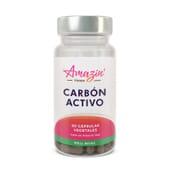 Carbón Activado 90 VCaps de Amazin' Foods