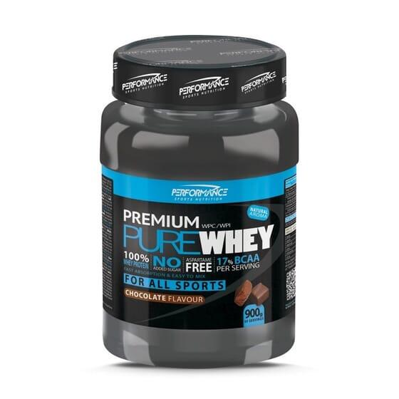 Pure Whey 900g de Performance Sports Nutrition