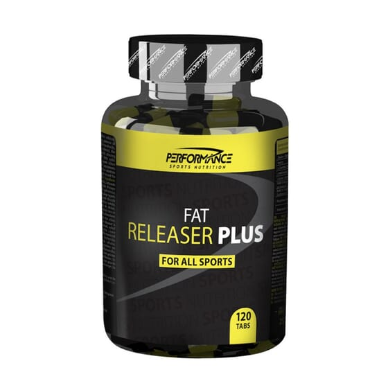 Fat Releaser Plus 120 Tabs de Performance Sports Nutrition