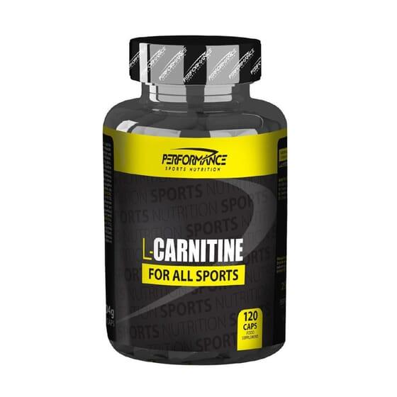 L-Carnitine 120 Caps de Performance Sports Nutrition