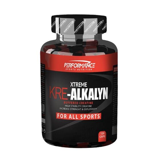 Xtreme Kre-Alkalyn 120 Caps de Performance Sports Nutrition