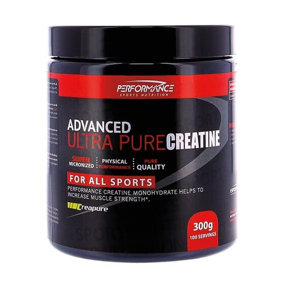 Advanced Ultra Pure Creatine 300g de Performance Sports Nutrition