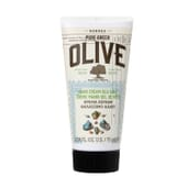 Pure Greek Olive Crema De Manos Sal De Mar 75 ml de Korres