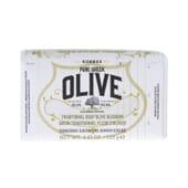 Pure Greek Olive Sapone Tradizionale 125g di Korres