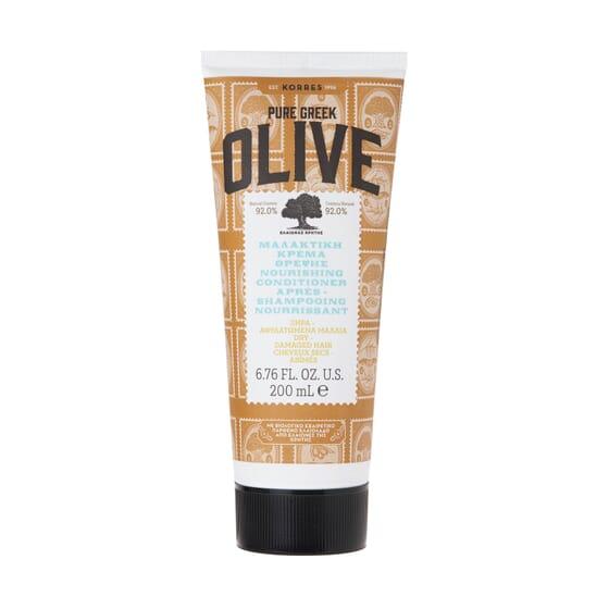 Pure Greek Olive Acondicionador Nutritivo 200 ml de Korres