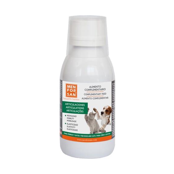 Suplemento Nutricional Articulaciones Perros Y Gatos 120 ml de MENFORSAN