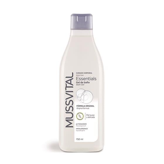 Gel De Baño Formula Original 750 ml de Mussvital