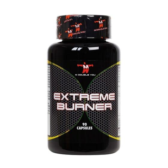 Extreme Burner 90 Caps de M Double You