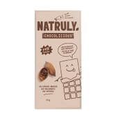 Tablete Chocolicious Bio 85g da Natural Athlete