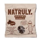 Cacau Nuts Chocolate Preto 150g da Natural Athlete