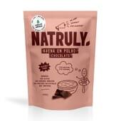 Aveia Em Pó Chocolate Bio 500g da Natural Athlete