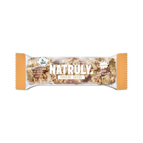Barrita Crunchy Frutos Secos Bio 40g de Natural Athlete