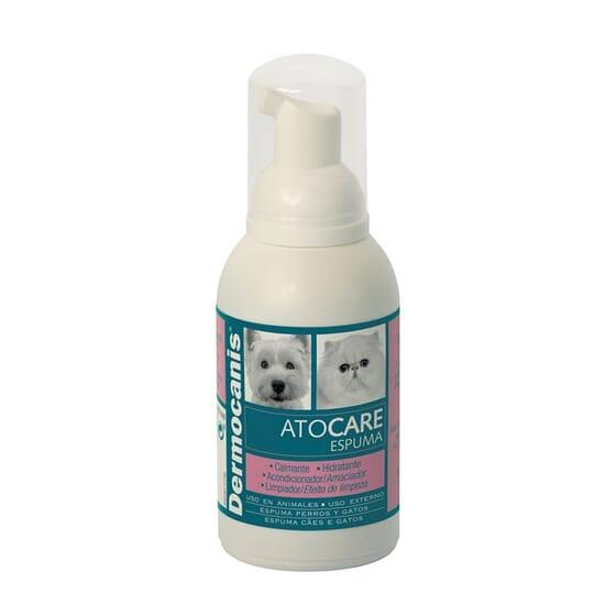 Dermocanis Atocare Espuma Perros Y Gatos 150 ml de Ecuphar