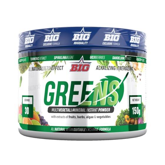 Greens 150g de Big