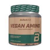 Vegan Amino 300 Tabs da Biotech USA