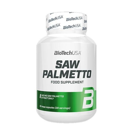 Saw Palmetto 60 Caps de Biotech USA
