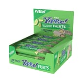 Yippie Fruit Bar 45g 12 Barras da Weider