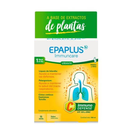 Immuncare Viravix 15 Sticks de Epaplus