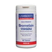 Bromelain 1250 gdu 60 Tabs di Lamberts