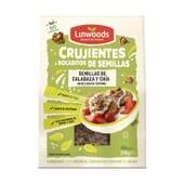 Pedacinhos Crocantes Sementes De Abóbora E Chia 200g da Linwoods