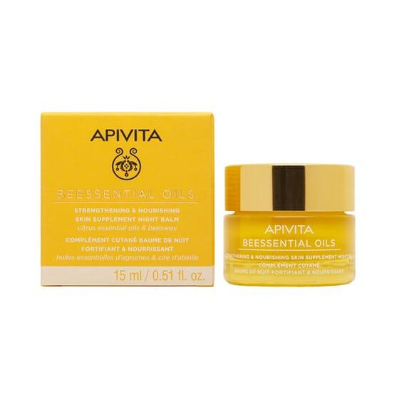 Beessential Oils Bálsamo De Noche 15 ml de Apivita