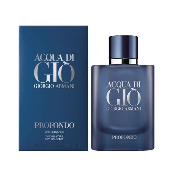 Acqua Di Gio Pour Homme Profondo EDP 75 ml de Armani