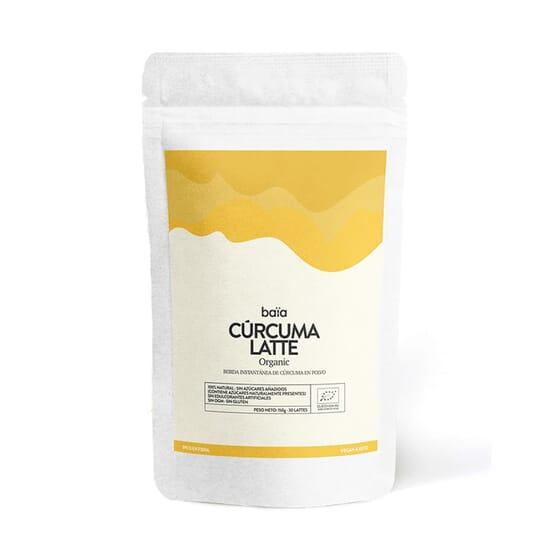 Cúrcuma Latte Orgánica 150g de Baiafood