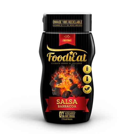 Foodieat Salsa Barbacoa 300g de NutriSport