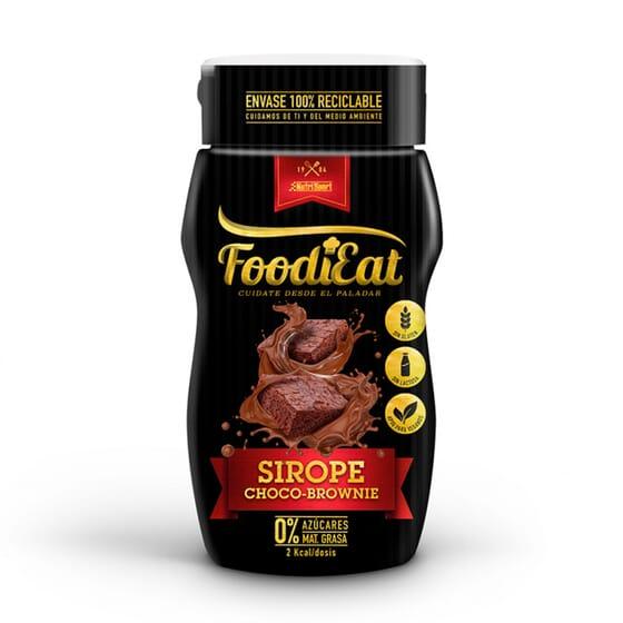 Foodieat Sirope Choco Brownie 300g de NutriSport