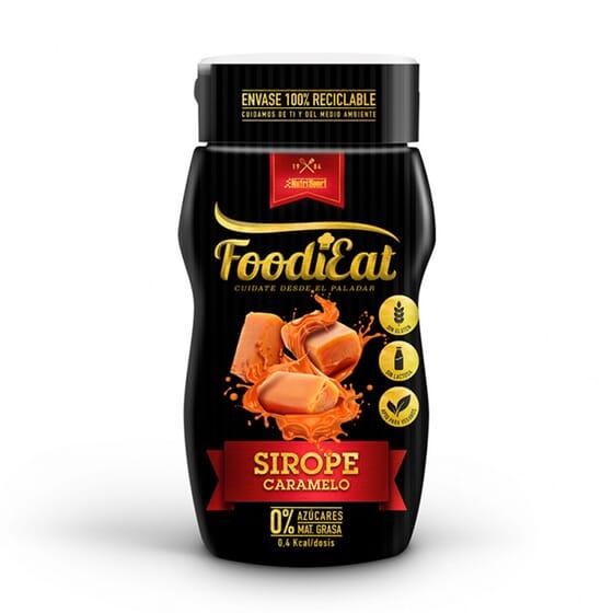 Foodieat Sirope Caramelo 290g de NutriSport