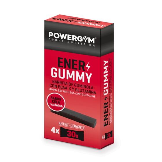 Energummy 30g 4 Barritas de Powergym