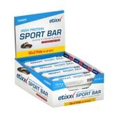 High Protien Sport Bar 55g 12 Barritas de Etixx