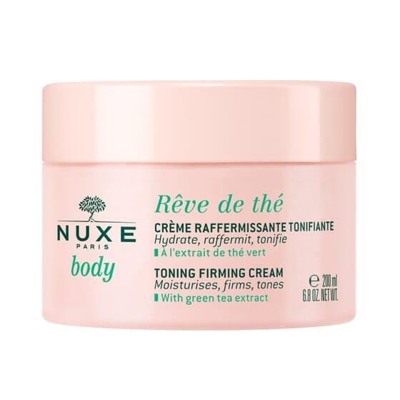 Body Reve The Crema Reafirmante Tonificante 200 ml de Nuxe