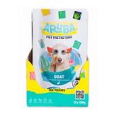 Aruba Dog Cabra Calabaza Calabacín Y Espirulina 100g 10 Uds de Aruba Pet Nutrition