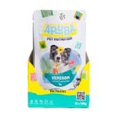 Aruba Dog Venado Apio Y Bayas De Aronia 100g 10 Uds de Aruba Pet Nutrition