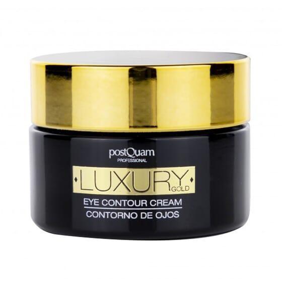 Luxury Contorno De Ojos 1% Oro 15 ml de Postquam