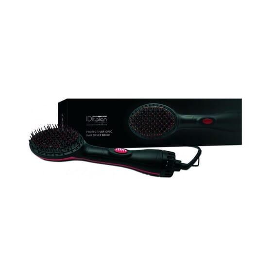 Protect Hair Ionic Hair Dryer Brush de Id Italian